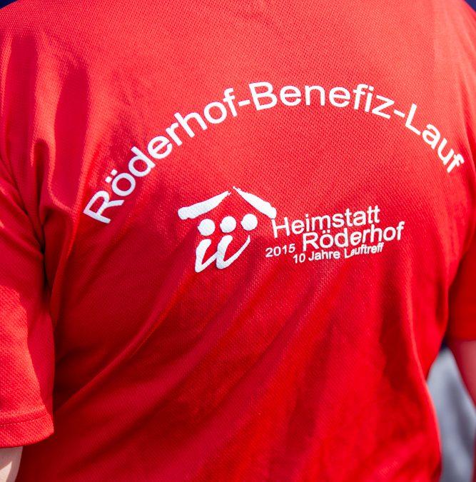 Die Geschichte des Röderhof-Benefiz-Laufes