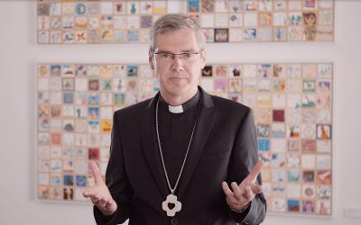 Videobotschaft von Bischof Heiner Wilmer SCJ