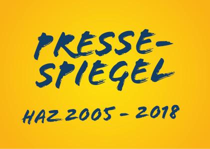 Der Benefiz-Lauf im Spiegel der Presse.